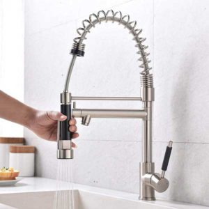 VCCUCINE-Modern-Commercial-High-Arch-Brushed-Nickel-Stainless-Steel-Single-Lever-Pull-Out-Sprayer-Kitchen-Faucet