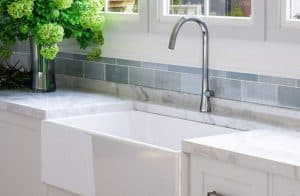 How to Install Fireclay Farmhouse Sink