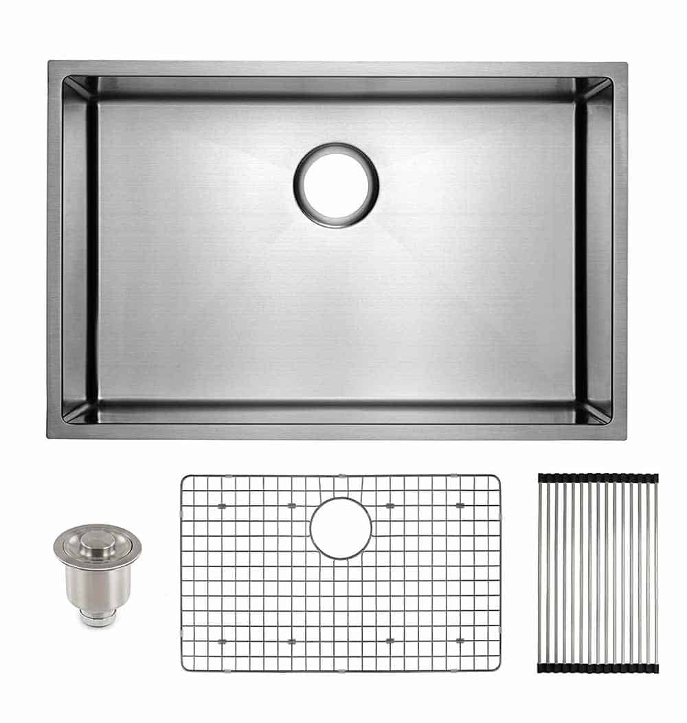 10 Best Stainless Steel Sinks 2019 | (Latest Picks)