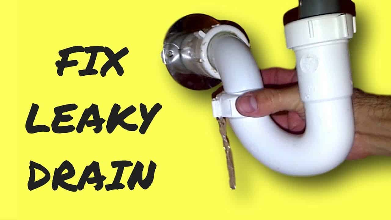 How To Clean Kitchen Sink Drain Pipe With Basic Home Stuff